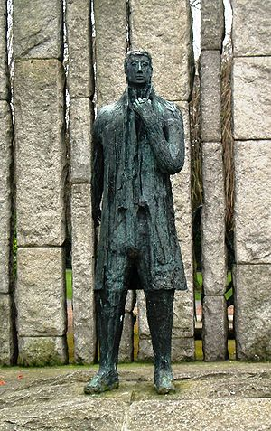 Edward Delaney - Wolfe Tone