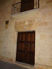 Wooden doors in Aranda de Duero Author, David Adam Kess.jpg
