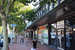 Dickson, Australian Capital Territory - Woolley St