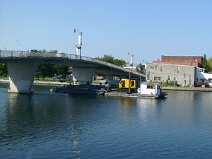 Campbellford - Trent-Severn Waterway in Campbellford
