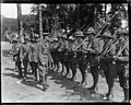 World War I New Zealand troops in France inspected by Brigadier General Hart (21422073059).jpg