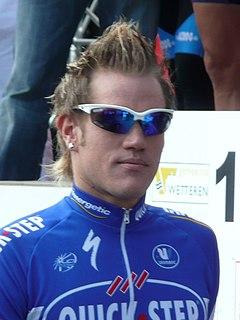 Wouter Weylandt Belgian road bicycle racer