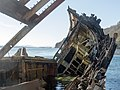 "Wreck of INS 65 ""Dayspring"" at Diabaig (geograph 4436566).jpg"