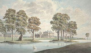 Wynnstay estate near Wrexham