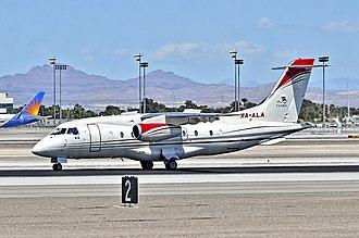 FlyMex - Image: XA ALA Fly Mex Fairchild Dornier 328 310 328JET (cn 3167) (8644037867)