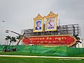 Xi Jinping and Norodom Sihamoni portrait Phnom Penh.jpg