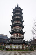 Xilin Temple in Songjiang 09 2015-03.JPG
