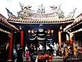 Xingang Fengtian Temple Innenhof 1.jpg