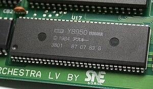 Yamaha Y8950 - Y8950