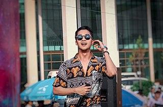 Yair Yint Aung Burmese singer-songwriter and actor (born 1993)