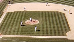 Yankees vs. Angels 2001 (Yankees crop).jpg