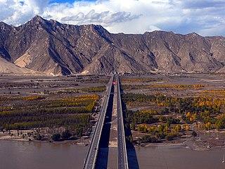 Lhasa Airport Expressway