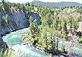 Yellowstone River near Tower Junction, Yellowstone NP - panoramio.jpg