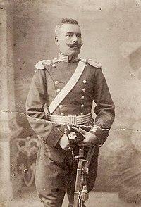Генерал-майор Йордан Тимофеев Венедиков