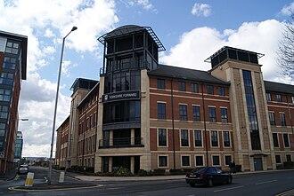 Regional development agency - Yorkshire Forward headquarters in Leeds