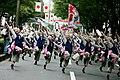 Yosakoi Performers at Super Yosakoi 2005 30.jpg
