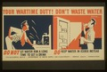 Your wartime duty! Don't waste water LCCN98516596.tif