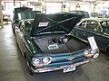 Ypsilanti Automotive Heritage Museum August 2013 14 (1964 Chevrolet Corvair).jpg