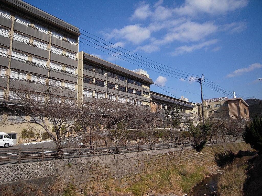 Yumoto Kanko Hotel Saikyo 20110201