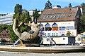 Zürich - James Joice Plateau - Brunnen IMG 1208.JPG
