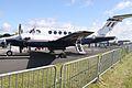 ZK460 - U Beechcraft King Air 200GT Royal Air Force (8580501078).jpg