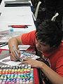 Zack Lin at WonderCon 2010.JPG