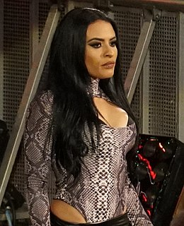 Zelina Vega American professional wrestler
