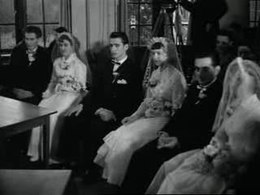 Bestand:Zevenvoudige bruiloft van Hongaarse vluchtelingen Weeknummer, 57-04 - Open Beelden - 9004.ogv