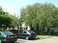Zoetermeer Seghwaert Ichthuskerk achterzijde (01).JPG