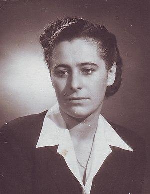 Zofia Chądzyńska - around 1930