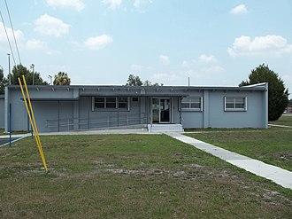 Zolfo Springs, Florida - Zolfo Springs City Hall