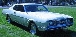 Mercury Montego - 1969 Mercury Montego 2-door hardtop