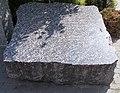 'Our ancestors' memorial stone, 2020 Albertirsa.jpg