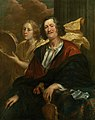 'Portrait of a Musician with his Muse' by Jacob Jordaens.jpg
