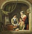 'Schilder worden' Rijksmuseum SK-A-1035.jpeg