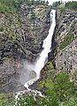 Åmotan Wasserfall, Dovrefjell-Sunndalsfjella-Nationalpark.JPG