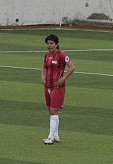 Çiğdem Belci Turkish womens footballer