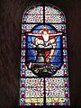 Église Notre Dame et Saint-Junien de Lusignan, vitrail 02.JPG