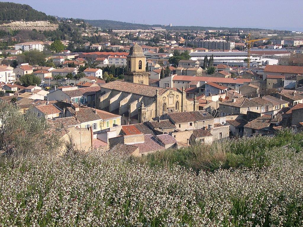 Image illustrative de l'article Saint-Chamas (Bouches-du-Rhône)