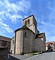 Église Sainte-Croix du Bouyssou. Vue nord-est.jpg