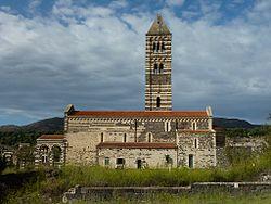 Église Santissima Trinita di Saccargia 2.JPG