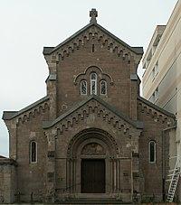 Église des dominicains de Strasbourg, façade.jpg