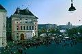 Österreichischer Nationalfeiertag 2008 - Ballhausplatz Heldenplatz.jpg