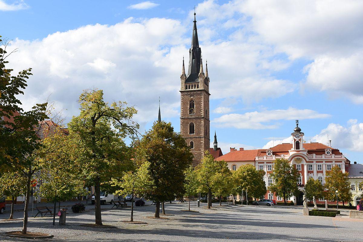 Výsledek obrázku pro náměstí čáslav