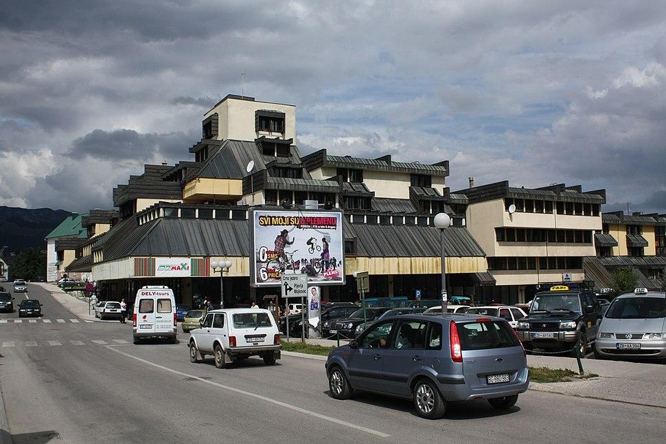 Žabljak, Montenegro - town centre 2