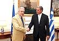 Συνάντηση ΥΠΕΞ Δ. Αβραμόπουλου με Πρέσβη Σερβίας. (7643911198).jpg