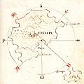 Χάρτης της νήσου Ίσκια (Ιταλία) - Millo Antonio - 1582-1591.jpg