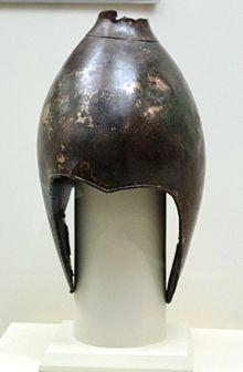 шлемы древней индии