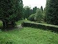 Алеї парку Олеського замку.JPG