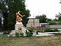 Братська могила у с.Надєждівка 01.JPG